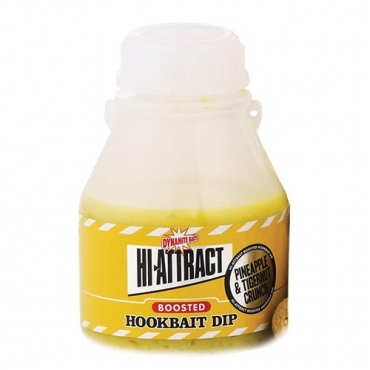 DYNAMITE BAITS HOOKBAIT DIP PINEAPPLE TIGERNUT CRUNCH (200 ML)