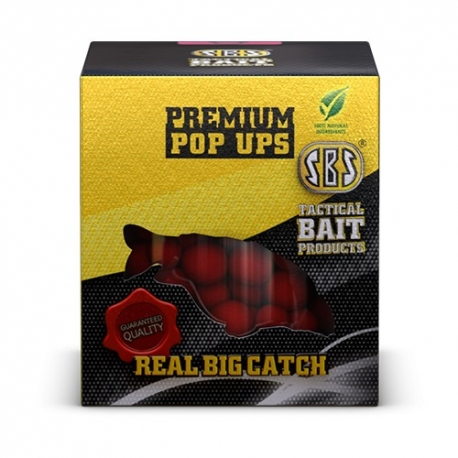 SBS PREMIUM POP-UPS M1 16-18-20 MM (100 G)