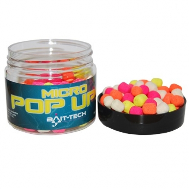 BAIT TECH MICRO POP UPS PINEAPPLE (50 ML)