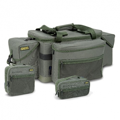 BOLSO SHIMANO OLIVE COMPACT SYSTEM CARRYALL (78x41x31 CM)