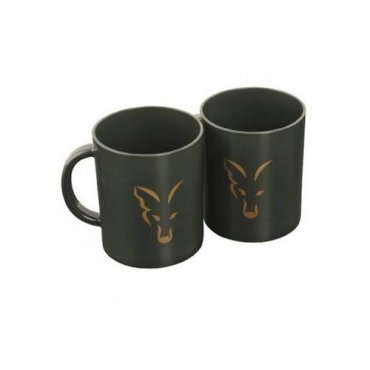 TAZA FOX ROYALE VERDE