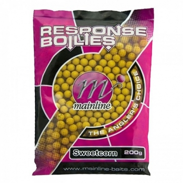 MAINLINE RESPONSE BOILIES SWEETCORN (200 G)