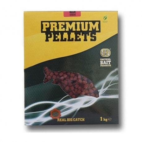 SBS PREMIUM PELLETS C1 6 MM (1 KG)