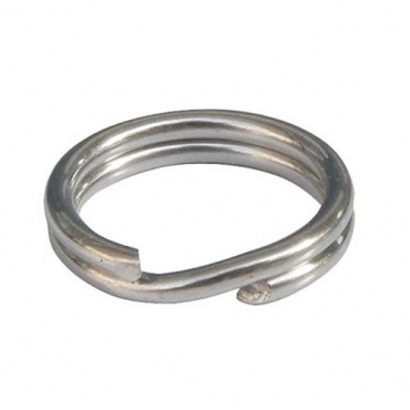 ANILLA COLMIC SPLIT RING WHITE 7 (12ud)