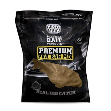 SBS PREMIUM PVA BAG MIX C3 (1 KG)