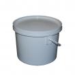 COPPENS CUBO PELLET KRILL ROJO 4.5 MM SIN AGUJERO (2.5 L-2 KG APROX)