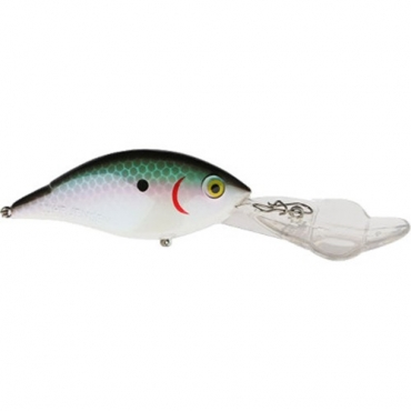 LUHR JENSEN HOT LIPS EXPRESS TENNESSEE SHAD CRYSTAL (3/4 OZ)