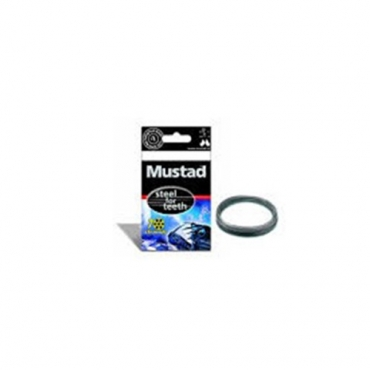 BAJO LINEA MUSTAD NATURAL UNCOATED WIRE COIL (10 M-62 KG)