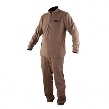 TRAJE POLAR CAPA MEDIA FOX COMFORT SET KHAKI