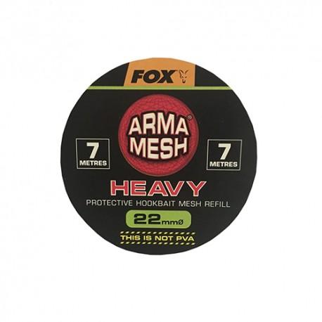 FOX ARMA MESH HEAVY 22 MM REFILL SPOOL (7 M)