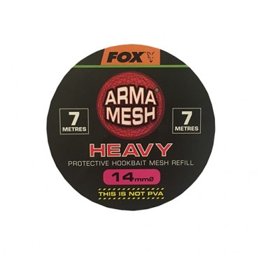 FOX ARMA MESH HEAVY 14 MM REFILL SPOOL (7 M)