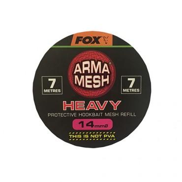 FOX ARMA MESH HEAVY 14 MM REFILL SPOOL (7 M)