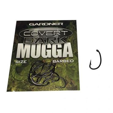 ANZUELO GARDNER COVERT DARK MUGGA 6 (10ud)