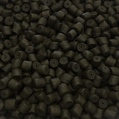 COPPENS CUBO PELLET HALIBUT 8 MM CON AGUJERO (2.5 L-2 KG APROX)