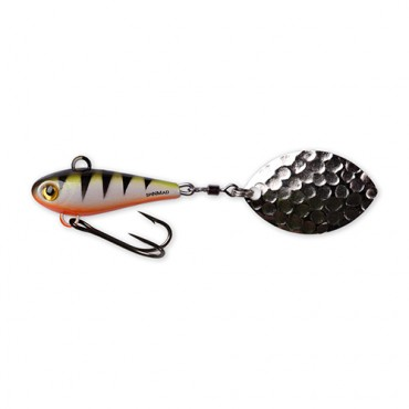 SPINNERBAIT SPINMAD TAIL SPINNER JAG 18 G PERCH (1ud)
