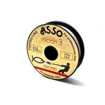 NYLON ASSO MICRON 3 (0.16 MM-100 M)