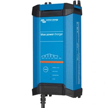 CARGADOR BATERIA VICTRON BLUE POWER IP22 24V/16A 3 SALIDAS