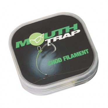 BAJO LINEA KORDA MOUTH TRAP CHOD FILAMENT (15 LB/0.43-20 M)