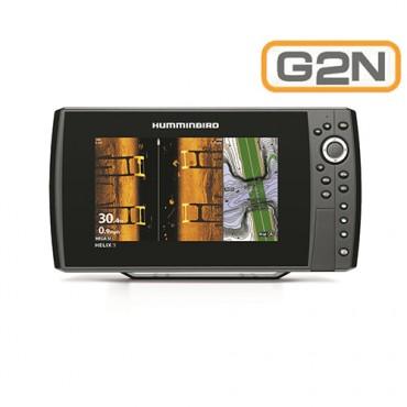 SONDA HUMMINBIRD HELIX 9 CHIRP MEGA SI GPS G2N