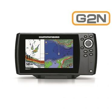 SONDA HUMMINBIRD HELIX 7 CHIRP GPS G2N