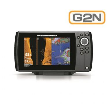 SONDA HUMMINBIRD HELIX 7 CHIRP SI GPS G2N