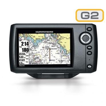 SONDA HUMMINBIRD HELIX 5 GPS/PLOTTER G2