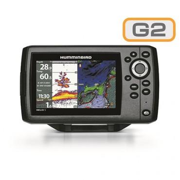 SONDA HUMMINBIRD HELIX 5 CHIRP GPS G2