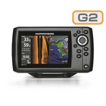 SONDA HUMMINBIRD HELIX 5 CHIRP SI GPS G2