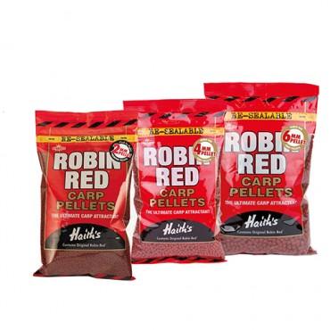 DYNAMITE BAITS CARP PELLETS ROBIN RED 6 MM (900 G)