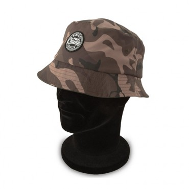 SOMBRERO FOX CHUNK BUCKET HAT CAMO