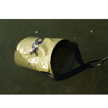 FOX COLLAPSIBLE WATER BUCKET (4,5 LITROS)