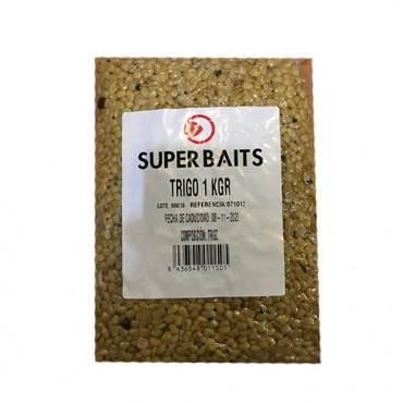 SUPER BAITS TRIGO ( 1 KG )