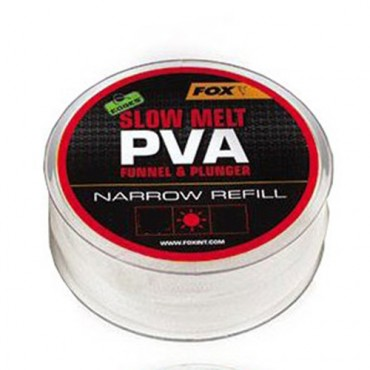 FOX PVA MESH HEAVY WIDE 35 MM REFILL SPOOL (10 M)
