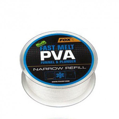 FOX PVA MESH FINE WIDE 35 MM REFILL SPOOL (10 M)