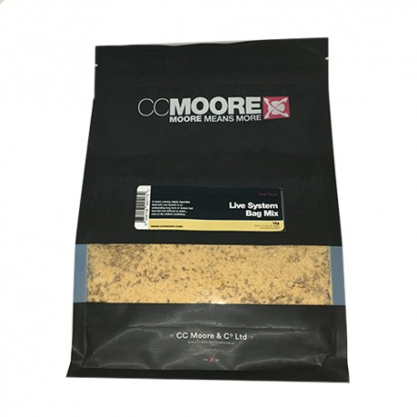 CCMOORE BAG MIX LIVE SYSTEM (1 KG)