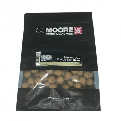 CCMOORE BOILIES SHELF LIFE ODYSSEY XXX 18 MM (1 KG)