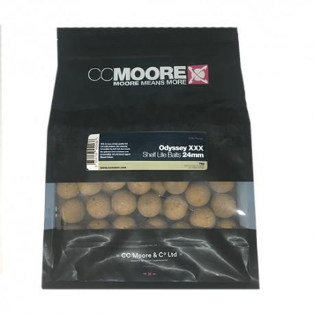 CCMOORE ODYSSEY XXX BOILIES SHELF LIFE 24 MM (1 KG)