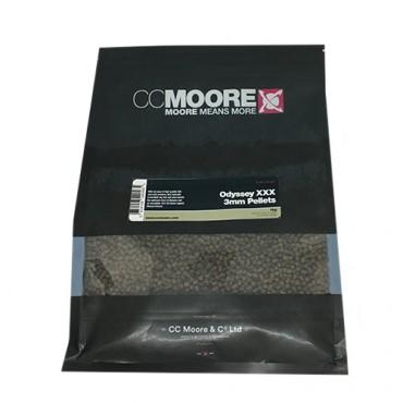 CCMOORE ODYSSEY XXX PELLETS  3 MM (1 KG)