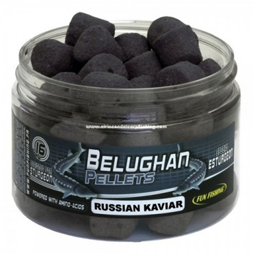 FUN FISHING BELUGHAN RUSSIAN KAVIAR PELLETS 16 MM (300 GR)