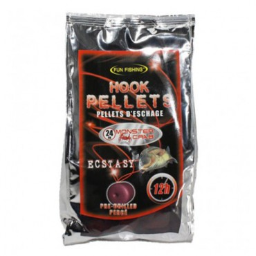 FUN FISHING ECSTASY MONSTER CRAB PELLETS 24 MM (800 GR)