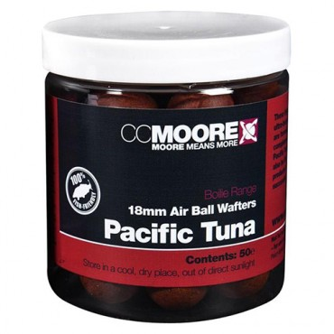 CCMOORE PACIFIC TUNA BOILIES  WAFTERS 18 MM (35ud)