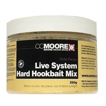 CCMOORE LIVE SYSTEM HARD HOOKBAIT MIX 250 GR