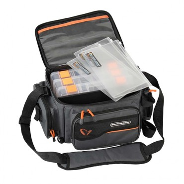 SAVAGE GEAR SYSTEN BOX BAG S 3 BOXES PP BAGS