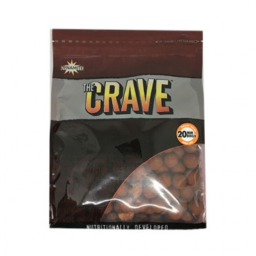 DYNAMITE BAITS BOILIES FRESHY ROLLED THE CRAVE 20 MM (1 KG)