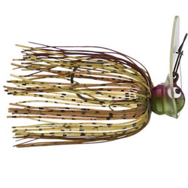 ANZUELO SCROUNGER JIG LUCK-E-STRIKE 1/2 OZ GREEN PUMPKIN PURPLE (1ud)