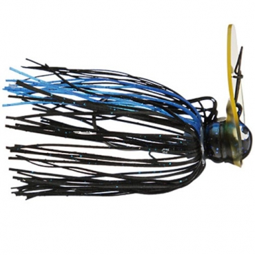 ANZUELO SCROUNGER JIG LUCK-E-STRIKE 1/2 OZ BLACK BLUE (1ud)