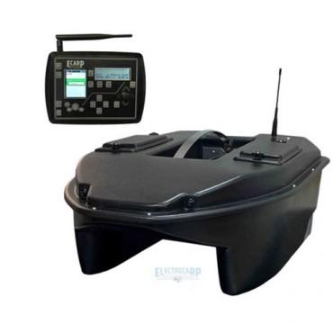 ELECTROCARP BARCO CEBADOR C3 CON SONDA COLOR Y GPS