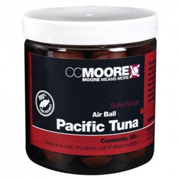 CCMOORE PACIFIC TUNA BOILIES AIR BALL POP-UP 15 MM (50ud)