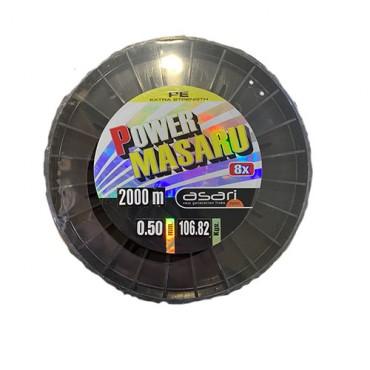 ASARI POWER MASARU  8X   0,50MM (2000 M)