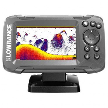 LOWRANCE HOOK 2  4X TRANSDUCTOR BULLET Y GPS